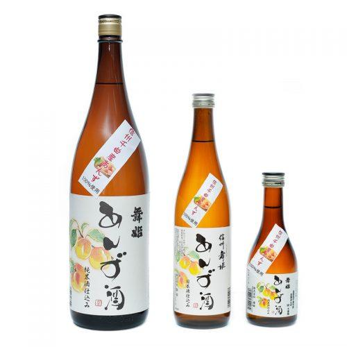 信州舞姫 あんず酒